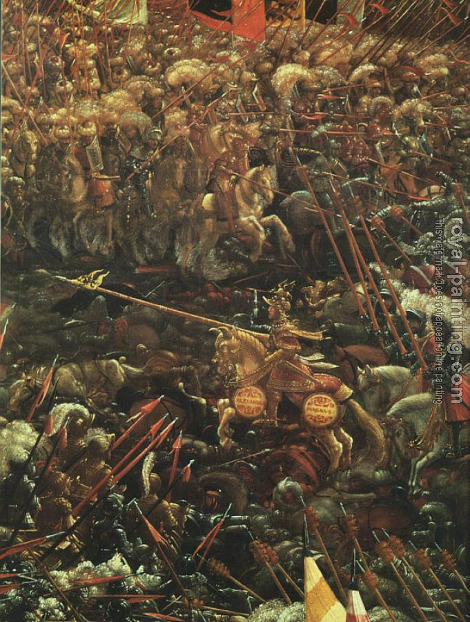 Albrecht Altdorfer : The Battle of Alexander II